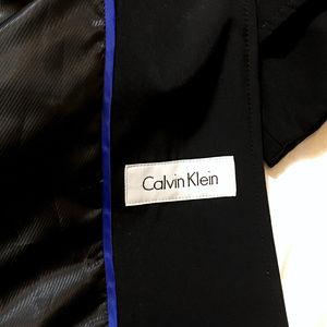 Calvin Klein Jackets & Coats - Calvin Klein Black Trench Coat Removable Hood